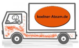 Wenn das Kölner A Team kommt dann iszt Alles ganz fix geräumt!
