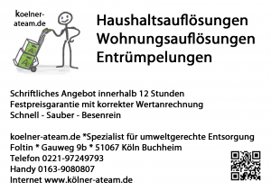 Flyer kölner-ateam.de