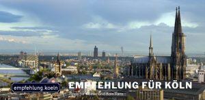 Empfehlung Köln